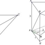 cho hình lăng trụ đứng (abc.{a}'{b}'{c}') có (ab=1,ac=2,a{a}'=3) và (widehat{bac}=120{}^circ ). gọi m, n lần lượt là các điểm trên cạnh (b{b}', c{c}') sao cho (bm=3{b}'m, cn=2{c}'n). tính khoảng cách từ điểm m đến mặt phẳng (left( a'bn right)). 60a22f54d60ab.png