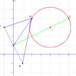 cho số phức (z=a+bi,left( a,bin mathbb{r} right)) thỏa mãn điều kiện (left  z 3 4i right =sqrt{5}). tính giá trị biểu thức p=a+b khi (left  z+1 3i right +left  z 1+i right ) đạt giá trị lớn nhất. 60a345af67dd0.png