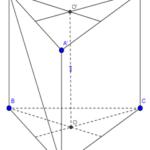 cho hình lăng trụ tam giác đều abc.a'b'c' có độ dài đáy bằng 3a và chiều cao bằng h. tính thể tích v của khối trụ ngoại tiếp lăng trụ đã cho 61047db1e1519.png